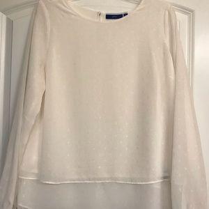 Apt 9 sparkly summer blouse